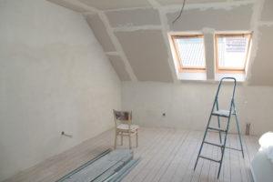 Rénovation d'un grenier