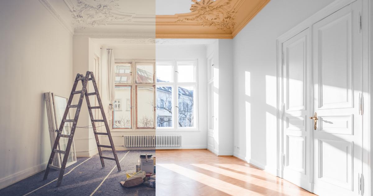 Travaux de rénovation : les points à retenir