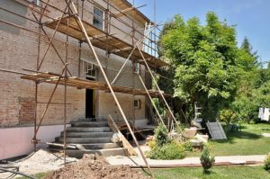 rénover complètement une maison