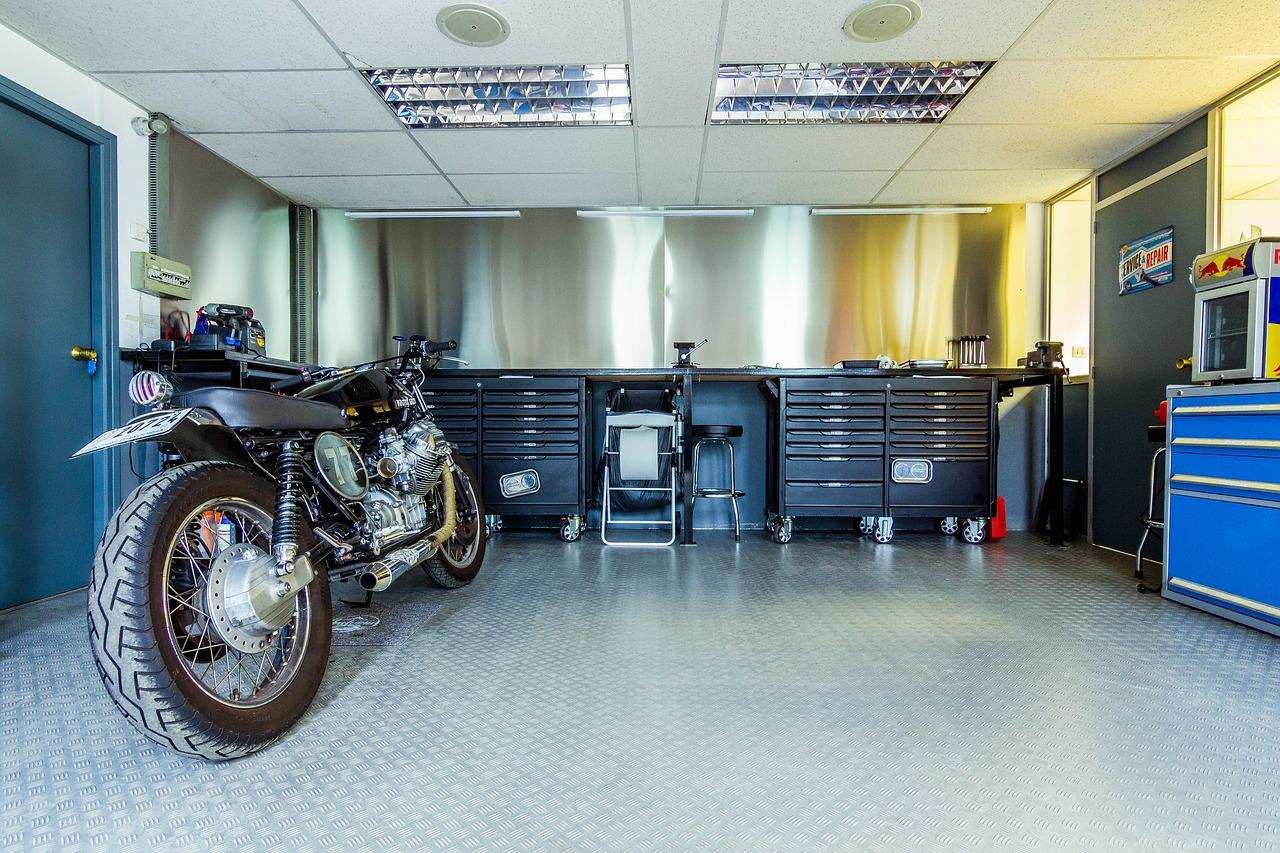 4 astuces pour rénover votre garage